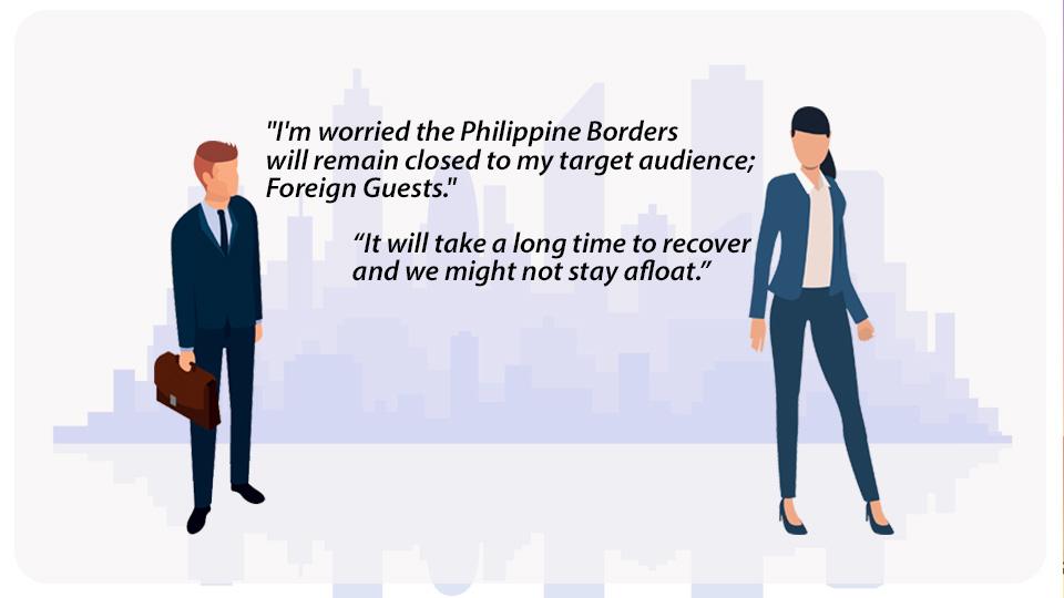 MY RANGGO Sentiment Survey: Impact of COVID-19 & ECQ on the Philippine Hospitality & Tourism Industry