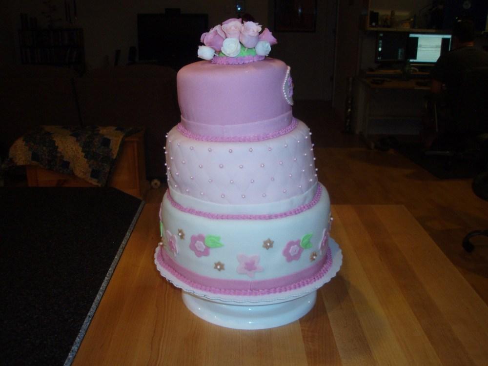 My birthday cake failure! (6/6)