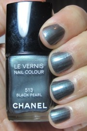 chanel enigma shadow and black