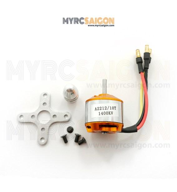 Motor Himodel XXD A2212-1400KV
