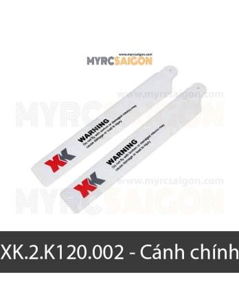 Linh kiện XK120-Cánh chính