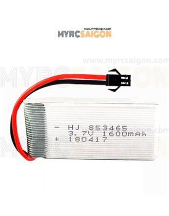 Pin 1S 1600 mAh Code 853465 (jack SM)