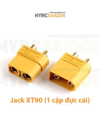 Jack XT90 cặp đực cái