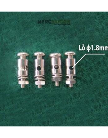 Ốc link inox lỗ 1.8mm