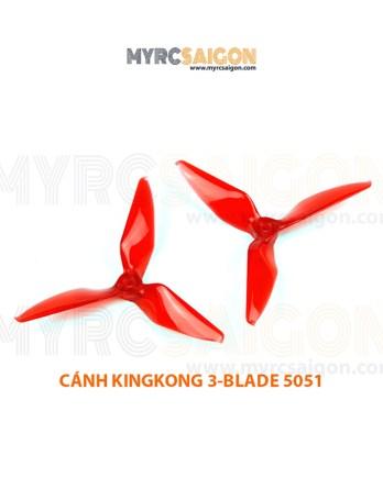 Cánh 3-Blade 5051 màu xanh lá a