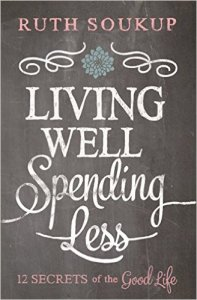 living weell spending less