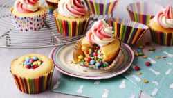 Pinata Cupcakes Recipe