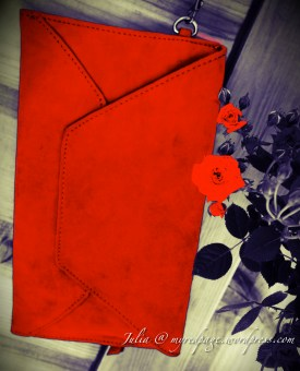 The red clutch