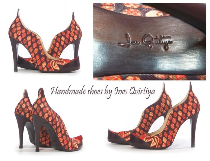 обувь из коллекции Carpet