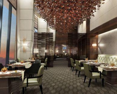 Fairmont Gold Lounge