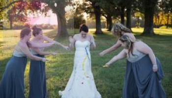 This Bride Got Dumped A Week Before Her Wedding So She Threw Party To