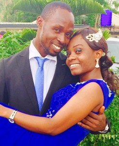 Rita and Moses Ojo Tie The Knot Today 6th of February 2015.See More pics from the wedding...