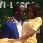 Chai! See how the Groom is admiring the Bride, #ifegbigbona