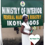 Proudly married