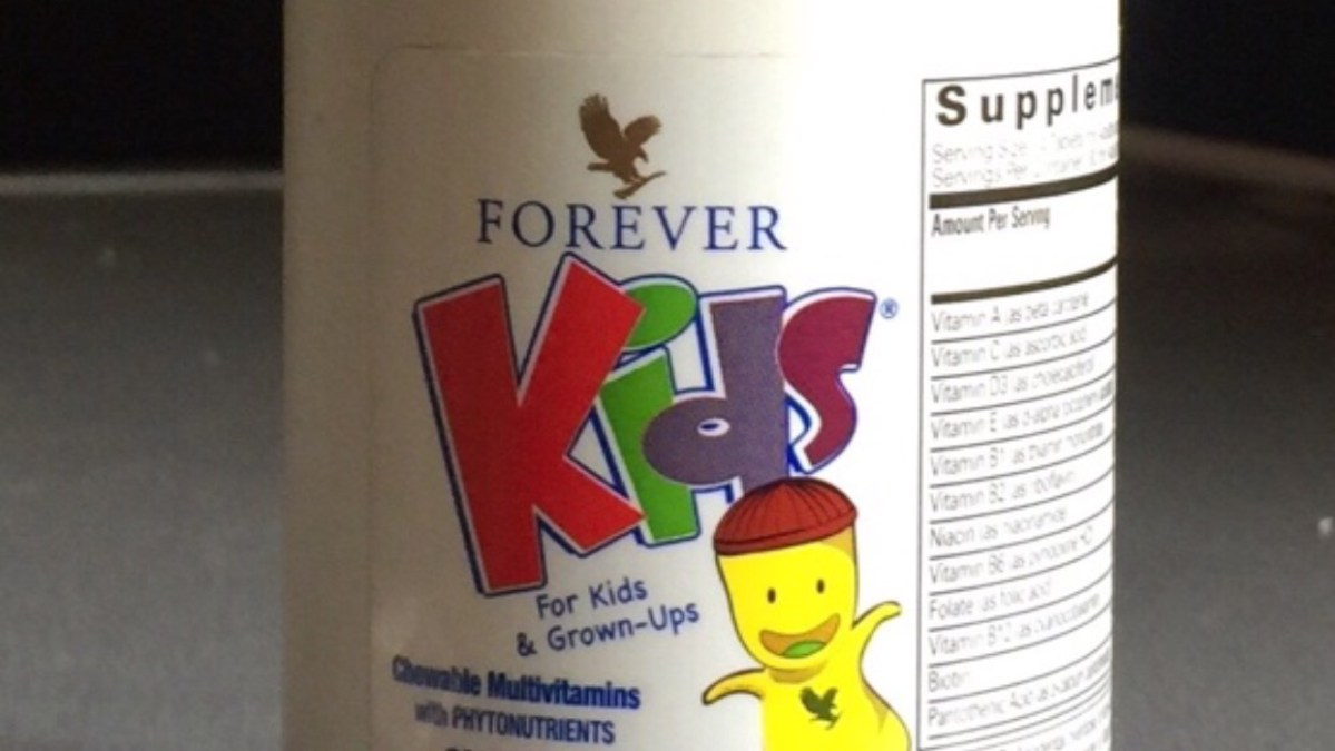 Why Healthy Kids Need Supplement