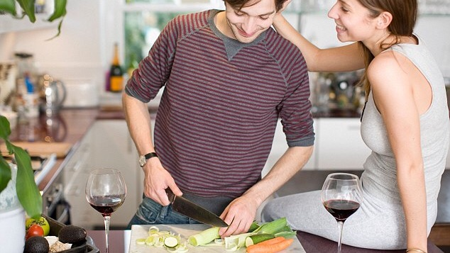 Why It Is Right  For A Husband  To Cook For His Wife
