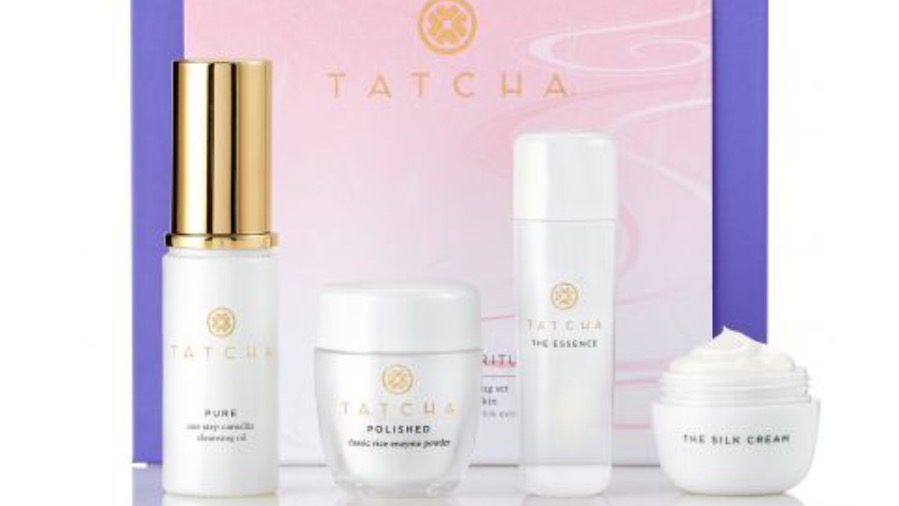 Adopt a Simple Skincare Routine with Tatcha