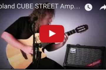 Roland Cube Street Battery Powered Stereo