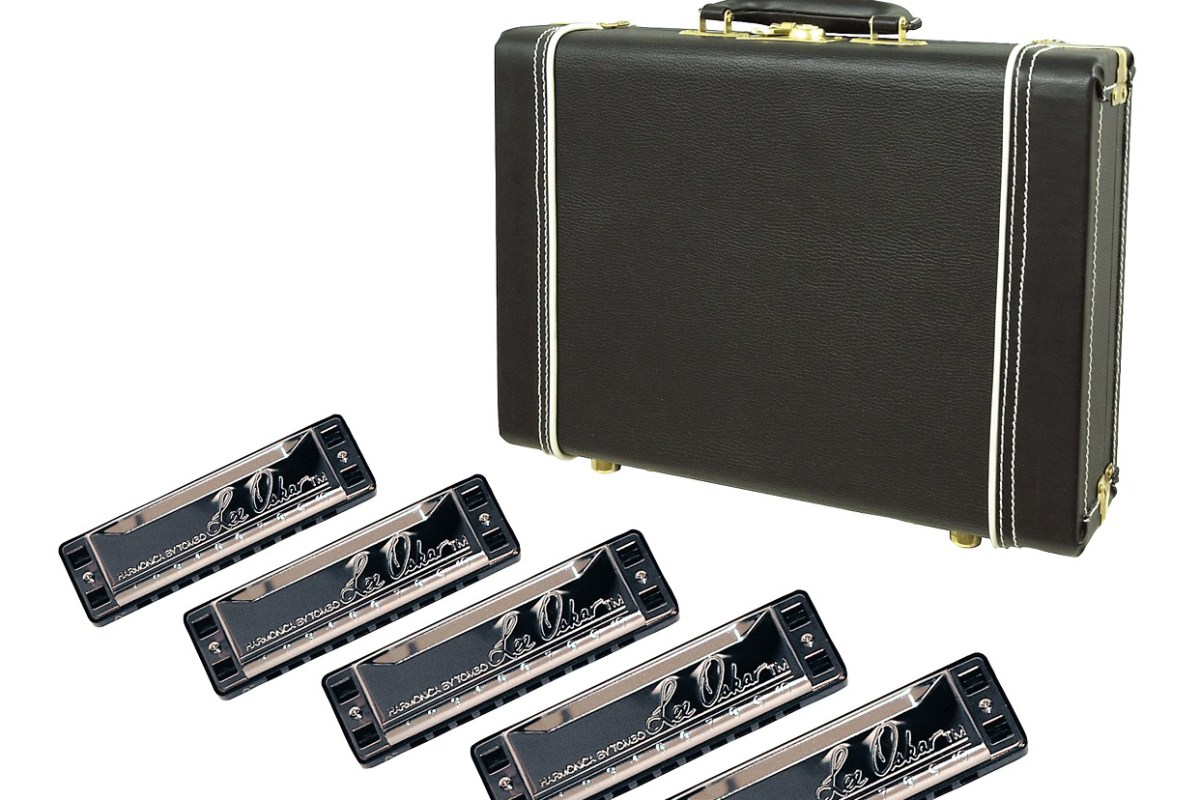 Why You Should Get Lee Oskar Harmonica 5-Pack with Case