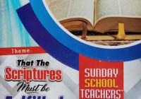 C A C Sunday School Manual   My Religion