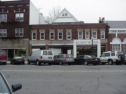 View from across the Street from 236 mamaroneck avenue