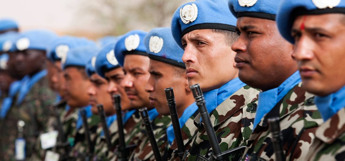 Nepali peacekeeper injured in South Sudan - myRepublica - The New York  Times Partner, Latest news of Nepal in English, Latest News Articles