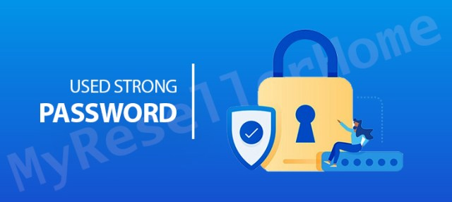 A strong website password includes uppercase, lowercase, numbers, letters, and special characters. Moreover, you can also use a password manager to assist you in generating and storing the secure password for your website and other online services. The more complex your password is, the greater will be the challenge for hackers to break it.