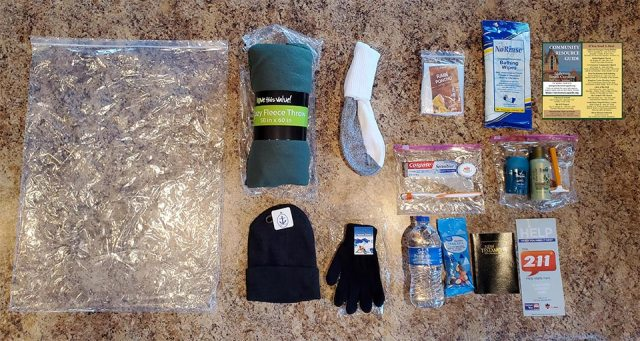 Sample Blessings Bag