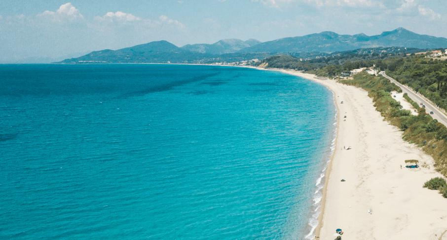 Monolithi Beach, Preveza, Europe