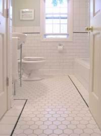 home design idea: Bathroom Designs Using Subway Tiles