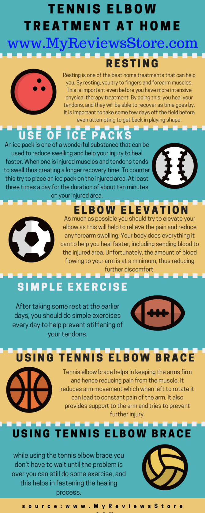 Tennis Elbow Treatment At Home