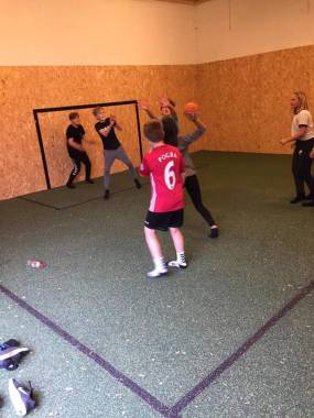Håndboldkamp