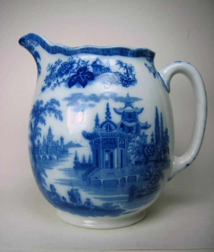 Royal Doulton Burslem Flow Blue Madras & Melrose China