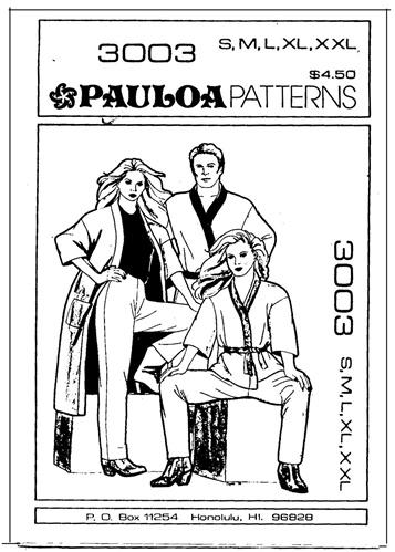 Happi Coat Patterns : happi, patterns, Sewing, Pattern, Happi