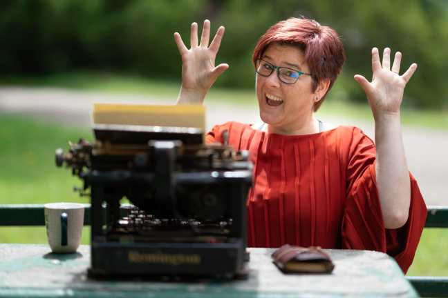 SEO-copywriter Myriam Beeckman