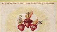 APOSTOLAT DES SACRÉS CŒURS UNIS DE JÉSUS ET DE MARIE♥