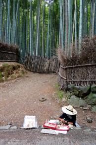 Sagano Bamboo Grove