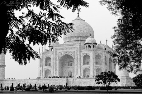 Taj Mahal Agra India