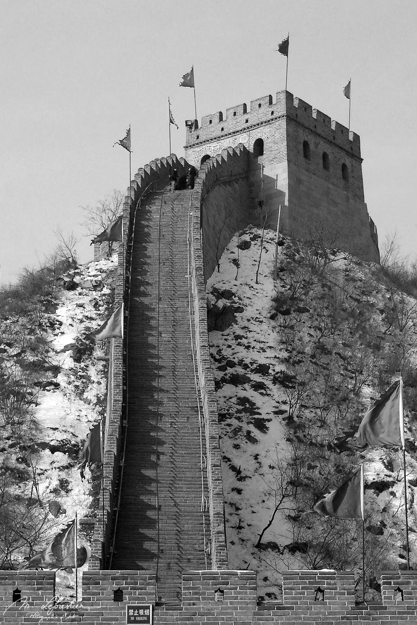 great wall badaling beijing china