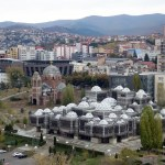 Kosovo: see the peculiar national library in Pristina 1