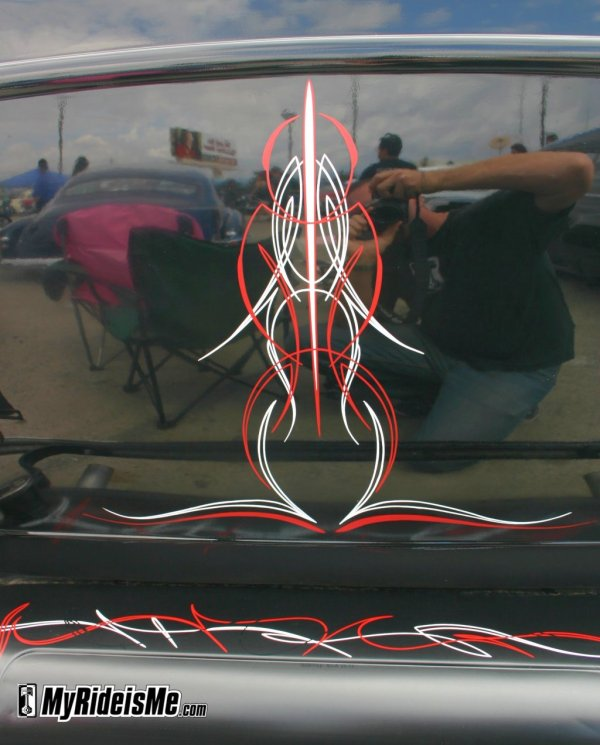 Custom Pinstriping for Cars Pinstripe
