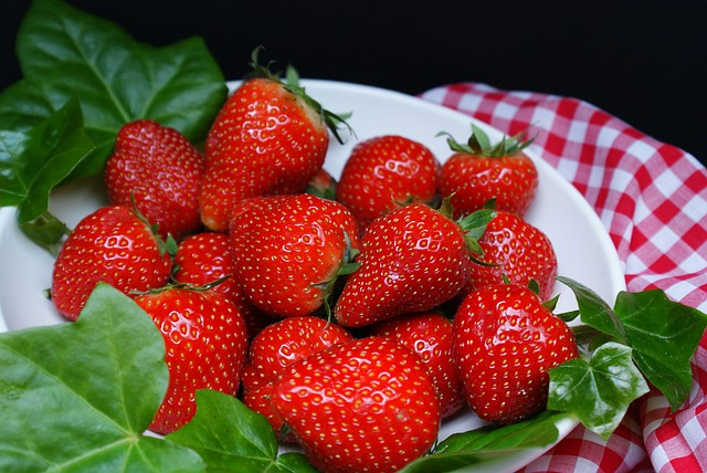 Strawberry - Sex Drive