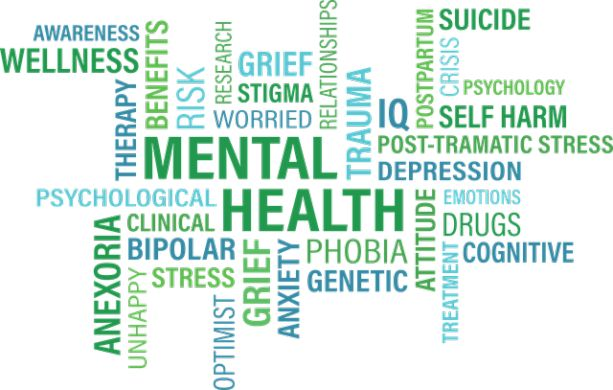 October 10th - World Mental Health Day