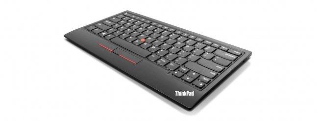 Новая клавиатура Lenovo за 100 долларов обрывает провода, но сохраняет трекпойнт