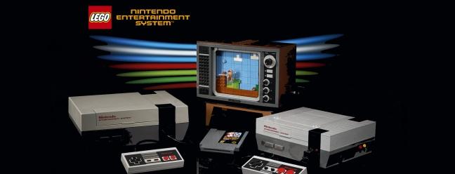 LEGO официально анонсирует развлекательную систему Nintendo за 300 долларов
