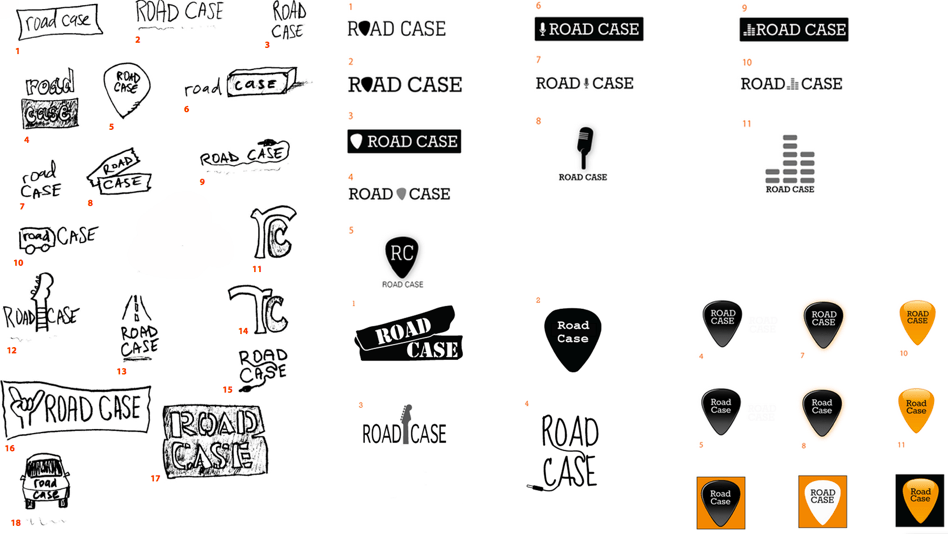 ROAD CASE // Documentation