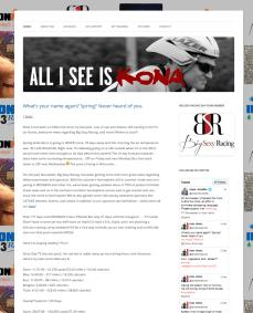 All I See Is Kona Website
