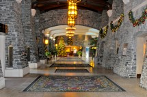 Banff Springs Hotel Canada Christmas