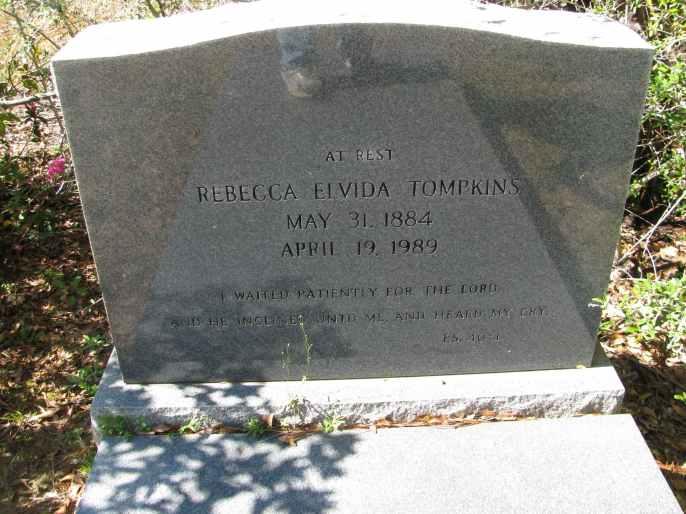 Rebecca Burke Tompkins