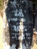 Jessie Cox Sr.